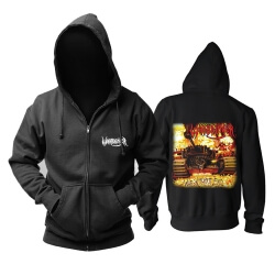 Warbringer Hoodie United States Metal Music Band Sweatshirts
