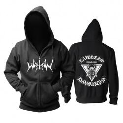 Watain Hoodie Metal Music Sweatshirts