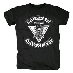 Watain T-Shirt Black Metal Rock Tshirts