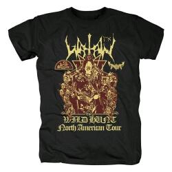 Watain T-Shirt Metal Rock Band Graphic Tees