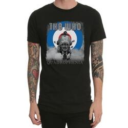 The Who Metal Rock Print T-Shirt