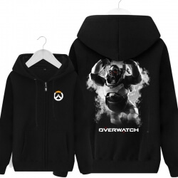 Winston Overwatch Hoodie Blizzard Hero Sweatshirt for Young