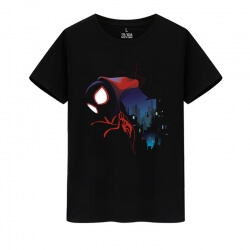 Marvel Hero Spiderman Tees Avengers T-Shirts