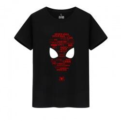 Avengers Tshirt Marvel Superhero Spiderman Shirts