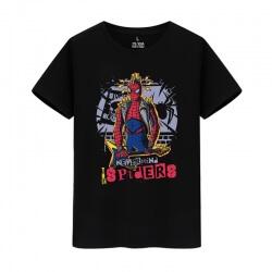 The Avengers Shirt Marvel Superhero Spiderman Tshirts