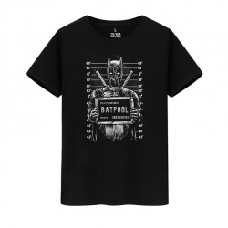 Marvel Hero Deadpool Tee Shirt Personalised Shirt