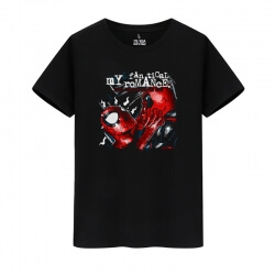 XXL Shirt Marvel Superhero Deadpool Tshirts