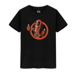 Marvel Hero Deadpool T-Shirts Hot Topic Tees