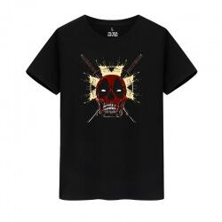Deadpool Tee Marvel Cotton T-Shirt