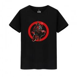 Personalised Shirt Marvel Superhero Deadpool Tshirts