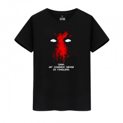 Marvel Hero Deadpool Shirt Cool Tee Shirt