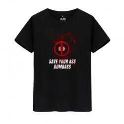 Quality Tees Marvel Superhero Deadpool T-Shirt