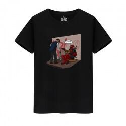 Marvel Hero Deadpool Tee Cool Tshirt