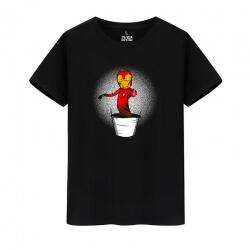 The Avengers Tees Marvel Superhero Iron Man T-Shirt