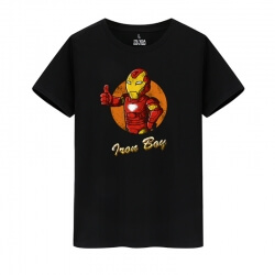 Iron Man T-Shirts Marvel Avengers Tshirts