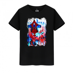 Marvel Hero Spiderman Tshirt Quality Tee