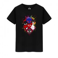 XXL Tshirt Marvel Superhero Spiderman Shirts