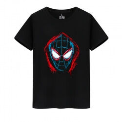 Marvel Hero Spiderman Tshirt Cool Tee