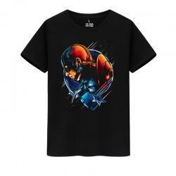 Marvel Hero Captain America Tee Shirt Avengers Shirt