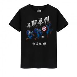 Captain America T-Shirts Marvel Avengers Tshirts