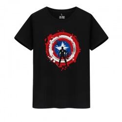 Captain America T-Shirt Marvel The Avengers Tee