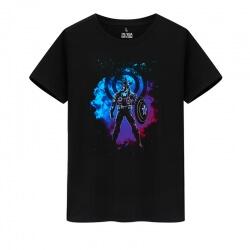 Marvel Hero Captain America Tee Avengers Tshirt