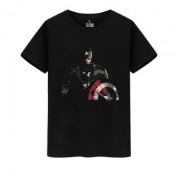Captain America Tee Shirt Marvel Avengers Shirts