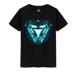 Marvel Hero Iron Man Tshirt The Avengers Tee