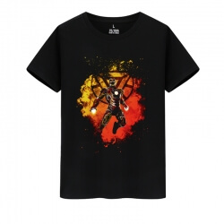 The Avengers Shirt Marvel Superhero Iron Man Tshirts