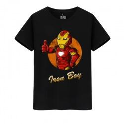 Avengers Tees Marvel Superhero Iron Man T-Shirt