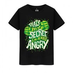 The Avengers Shirt Marvel Superhero Hulk Tshirts
