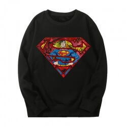 Marvel Superman Coat Personalised Sweatshirts