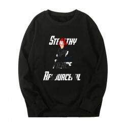 Marvel Black Widow Hoodie The Avengers Sweatshirt