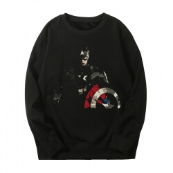 Marvel Captain America Sweater The Avengers Sweatshirts