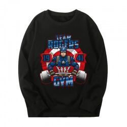 The Avengers Coat Marvel Captain America Sweatshirts