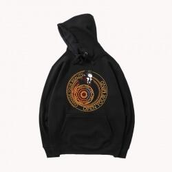 Black Hoodies Marvel Doctor Stranger Jacket