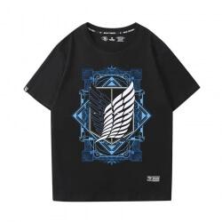 Attack on Titan Tshirt Vintage Anime T-Shirts