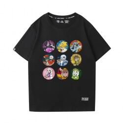 Undertale Shirts Cotton Annoying Dog Skull Tee Shirt