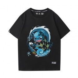 Pokemon Tee Shirt Cool Demon Slayer Shirts
