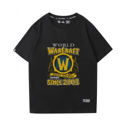 Blizzard T-Shirts Warcraft Tshirt