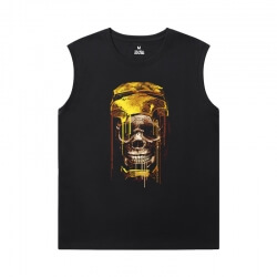 The Avengers Tshirt Marvel Iron Man Men Sleeveless Tshirt