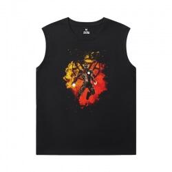 Iron Man Mens 7X Sleeveless T Shirts Marvel The Avengers Tees