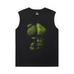 The Avengers Tshirt Marvel Hulk Sleeveless Tee Shirts