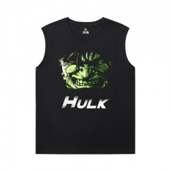 Marvel Hulk Tee The Avengers Sports Sleeveless T Shirts