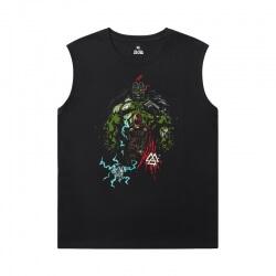 Marvel Hulk Sleevless Tshirt For Men The Avengers Tee