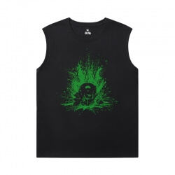 Hulk Shirt Marvel The Avengers Sleeveless Shirts For Mens Online