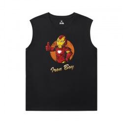 The Avengers Tshirts Marvel Iron Man Cheap Sleeveless T Shirts