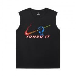 Marvel Guardians of the Galaxy T-Shirt Groot Sleeveless T Shirt Mens Gym