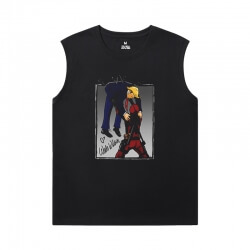 Marvel Deadpool Tee Shirt Mens Sleeveless Tshirt