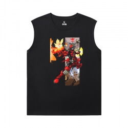 Tshirt Marvel Deadpool Cool Sleeveless T Shirts